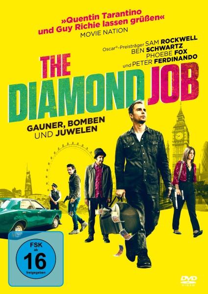 The Diamond Job [DVD]