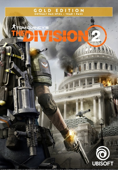Tom Clancy's The Division 2 - Uncut (Pegi) - Gold Edition [Xbox One]