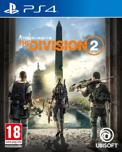 Tom Clancy's The Division 2 - Uncut (Pegi) [PS4]