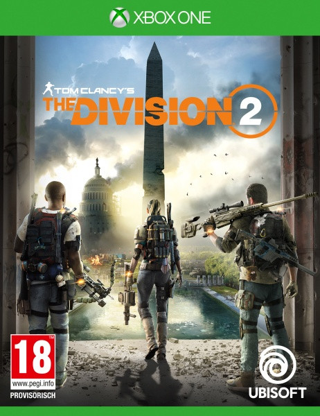 Tom Clancy's The Division 2 - Uncut (Pegi) [Xbox One]