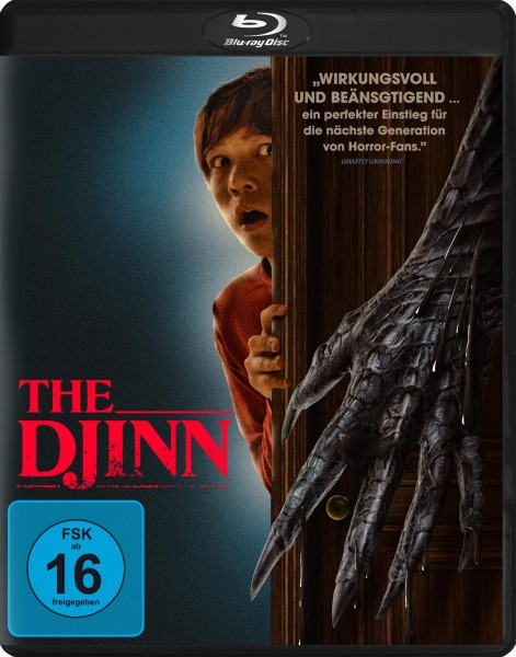 The Djinn [Blu-ray]