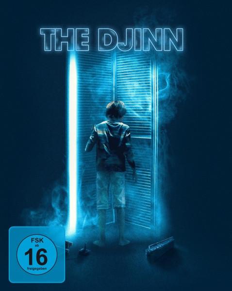 The Djinn - Mediabook [Blu-ray+DVD]