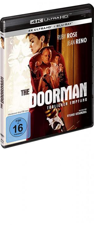The Doorman - Tödlicher Empfang [4K UHD+Blu-ray]