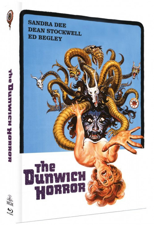 The Dunwich Horror - Limited Collectors Edition Mediabook - Cover A [Blu-ray+DVD]