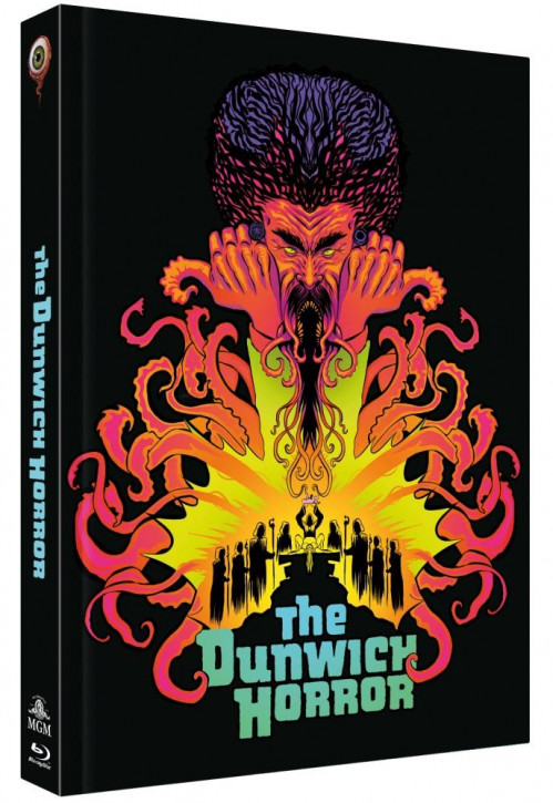 The Dunwich Horror - Limited Collectors Edition Mediabook - Cover C [Blu-ray+DVD]