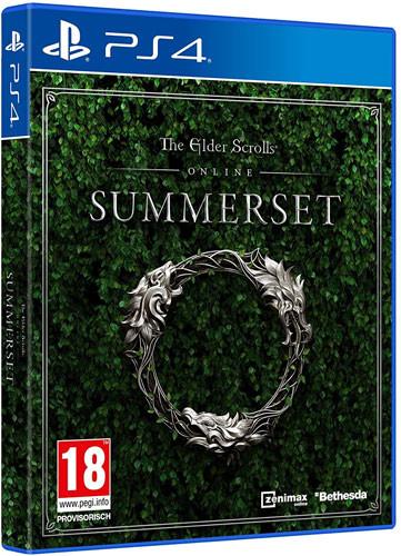 The Elder Scrolls Online - Summerset [PS4]