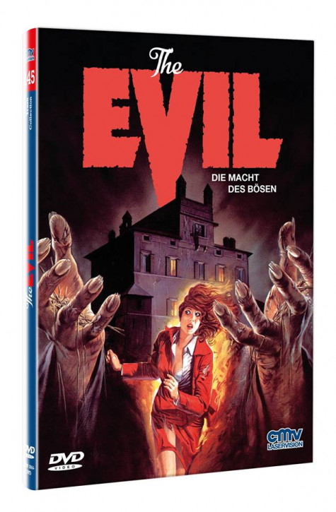 The Evil - Die Macht des Bösen - Trash Collection #145 - Cover B [DVD]