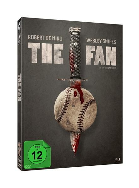 The Fan - Limited Mediabook Edition [Blu-ray+DVD]