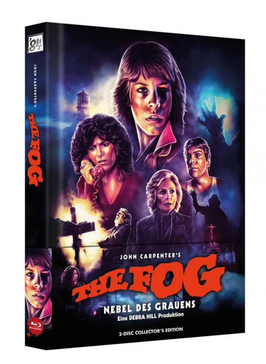 The Fog - Limited Collector's Edition - Cover A [Blu-ray]