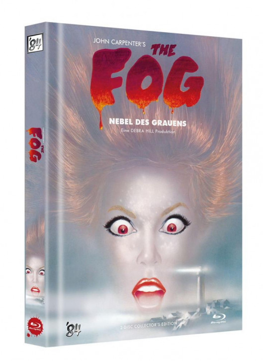 The Fog - Limited Collector's Edition - Cover B [Blu-ray]