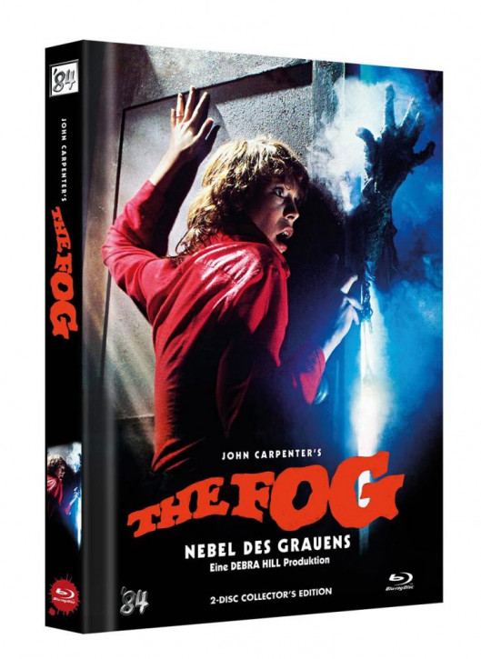 The Fog - Limited Collector's Edition - Cover E [Blu-ray]