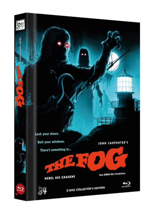 The Fog - Limited Collector's Edition - Cover F [Blu-ray]
