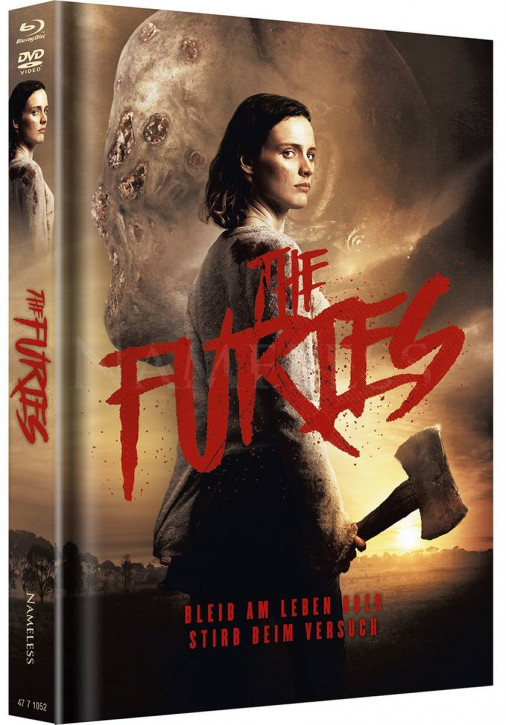 The Furies - Limited Mediabook Edition - Cover A [Blu-ray+DVD]