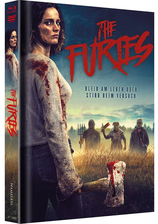 The Furies - Limited Mediabook Edition - Cover C [Blu-ray+DVD]
