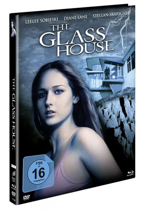 The Glass House - Limited Mediabook [Blu-ray+DVD]