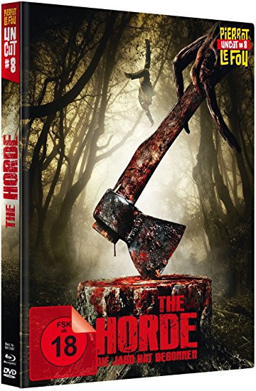 The Horde - Die Jagd hat begonnen - Limited Edition Mediabook [Blu-ray+DVD]