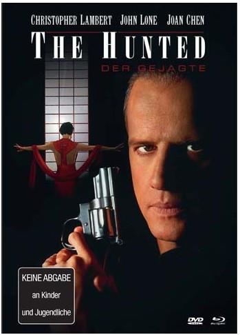 The Hunted - Mediabook [Blu-ray+DVD]
