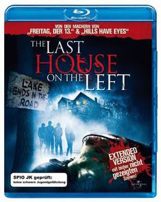 The Last House on the Left - Extended Version [Blu-ray]