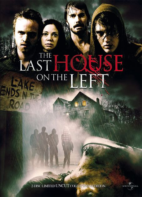 The Last House on the Left - Limited Collectors Edition - Cover A [Blu-ray+DVD]