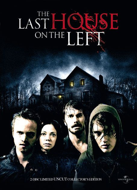 The Last House on the Left - Limited Collectors Edition - Cover B [Blu-ray+DVD]