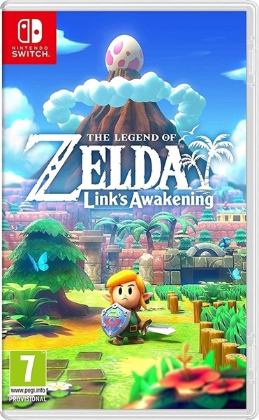 The Legend of Zelda: Links Awakening [Nintendo Switch]