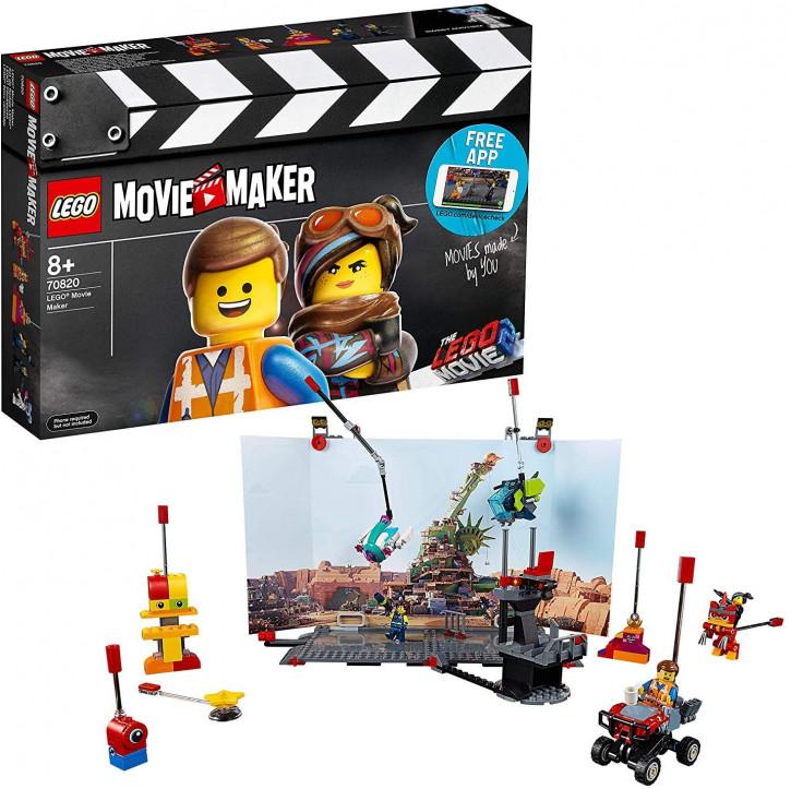 THE LEGO MOVIE 2 70820 - LEGO Movie Maker