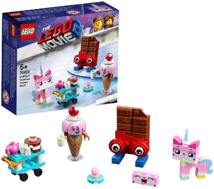 THE LEGO MOVIE 2 70822 - Einhorn Kittys niedlichste Freunde ALLER ZEITEN!