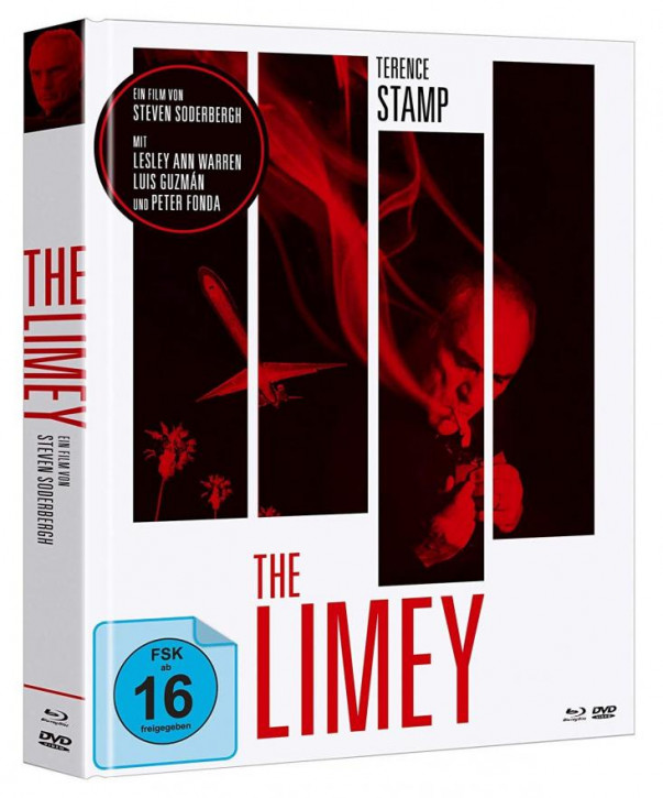 The Limey - Limited Mediabook Edition - [Blu-ray+DVD]