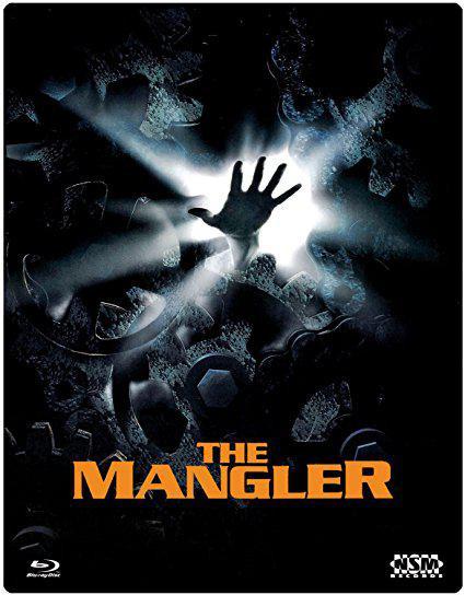 The Mangler (3D FuturePak) [Blu-ray]