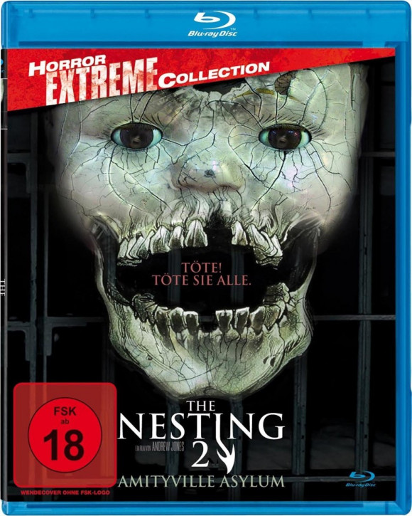 The Nesting 2 - Amityville Asylum - Horror Extreme Collection [Blu-ray]