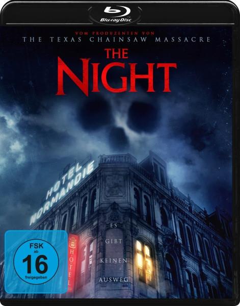 The Night - Es gibt keinen Ausweg [Blu-ray]