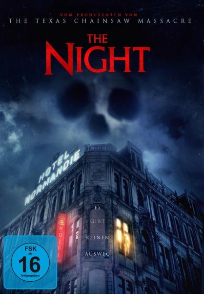 The Night - Es gibt keinen Ausweg [DVD]
