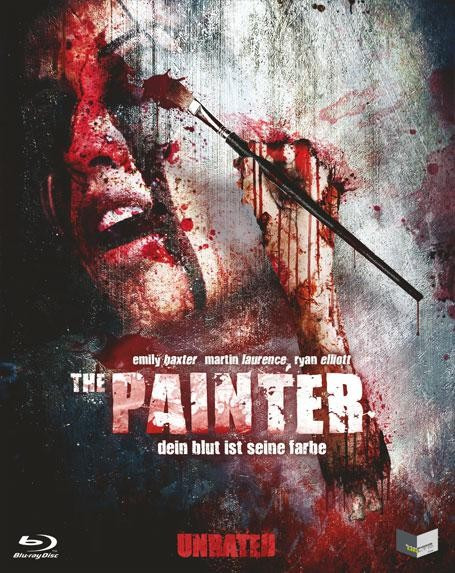 The Painter - Limited Edition [Blu-ray]