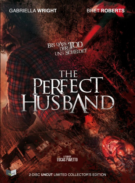 The Perfect Husband - Limited Collectors Edition - Cover A [Blu-ray+DVD]