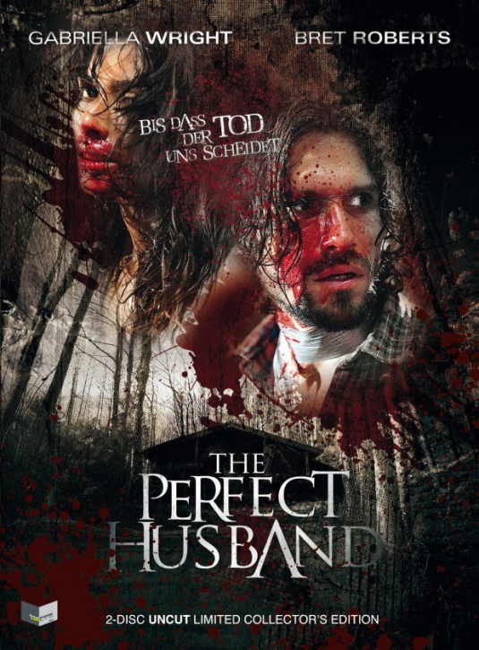 The Perfect Husband - Limited Collectors Edition - Cover B [Blu-ray+DVD]