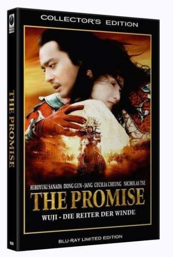 The Promise - grosse Hartbox [Blu-ray]