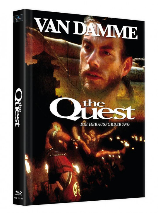 The Quest - Mediabook - Cover B [Blu-ray]