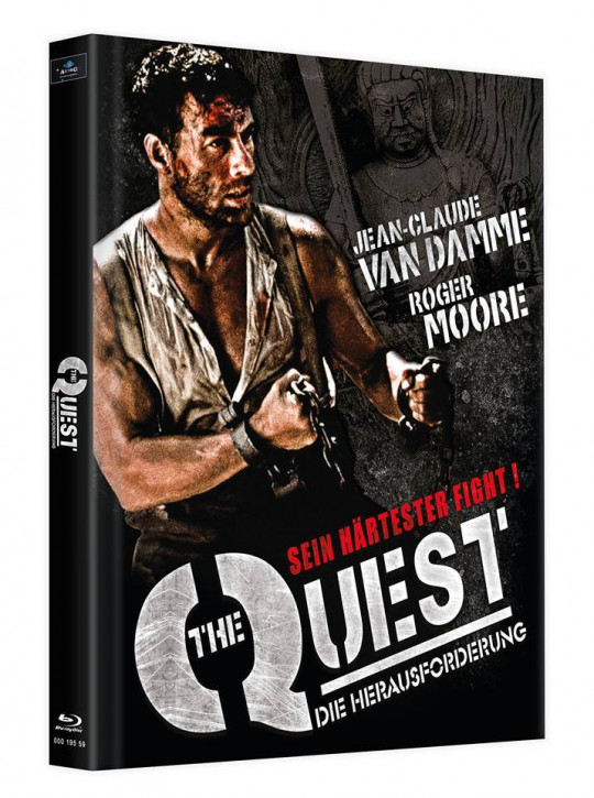 The Quest - Mediabook - Cover C [Blu-ray]