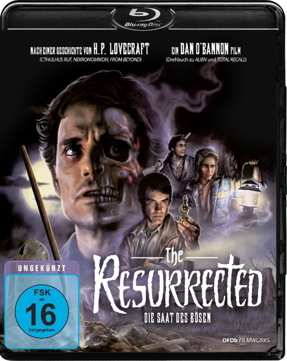 The Resurrected [Blu-ray]