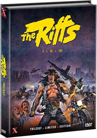 The Riffs: Trilogy - Limited Edition [DVD]