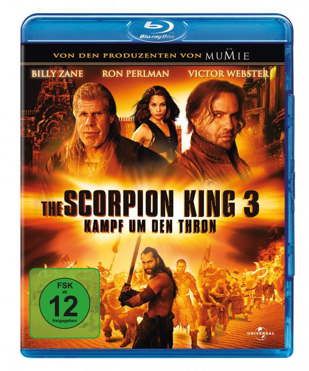 The Scorpion King 3 - Kampf um den Thron [Blu-ray]