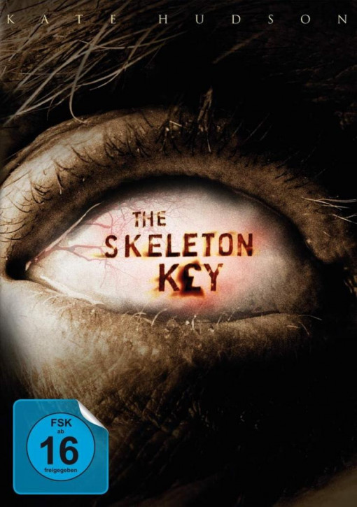 The Skeleton Key - Limited Mediabook (Cover Auge) [Blu-ray+DVD]