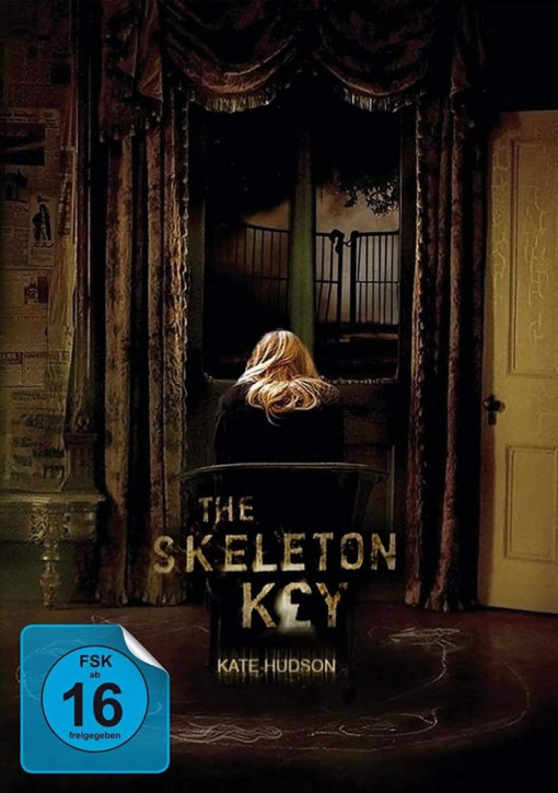 The Skeleton Key - Limited Mediabook (Cover Frau) [Blu-ray+DVD]