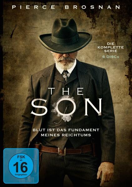 The Son - Staffel 1+2 Gesamtbox [DVD]