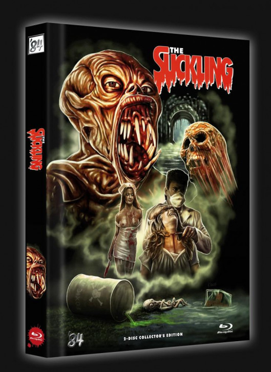 The Suckling - Limited Collector's Edition - Cover A [Blu-ray+DVD]