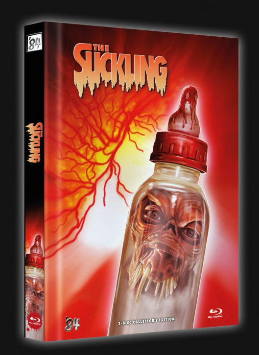 The Suckling - Limited Collector's Edition - Cover C [Blu-ray+DVD]