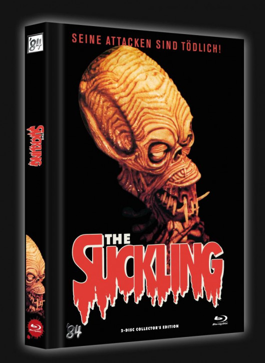 The Suckling - Limited Collector's Edition - Cover D [Blu-ray+DVD]