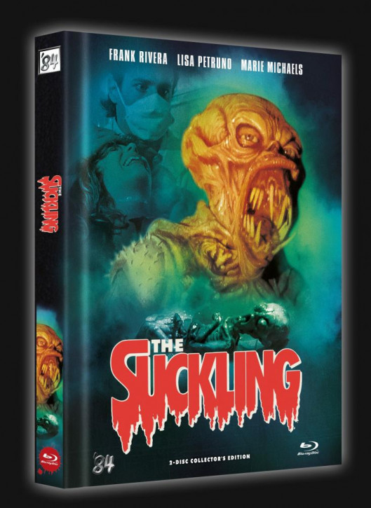 The Suckling - Limited Collector's Edition - Cover E [Blu-ray+DVD]