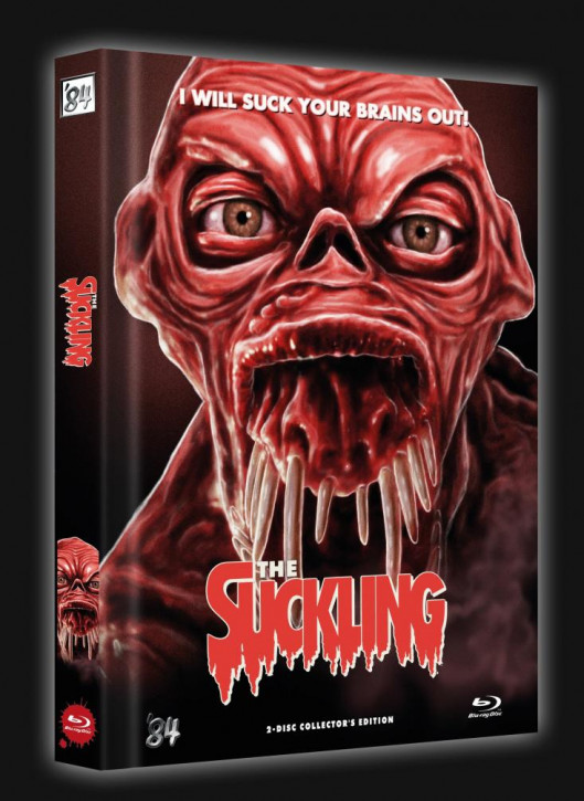 The Suckling - Limited Collector's Edition - Cover F [Blu-ray+DVD]