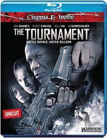 The Tournament - Cinema Extreme (Uncut) [Blu-ray]
